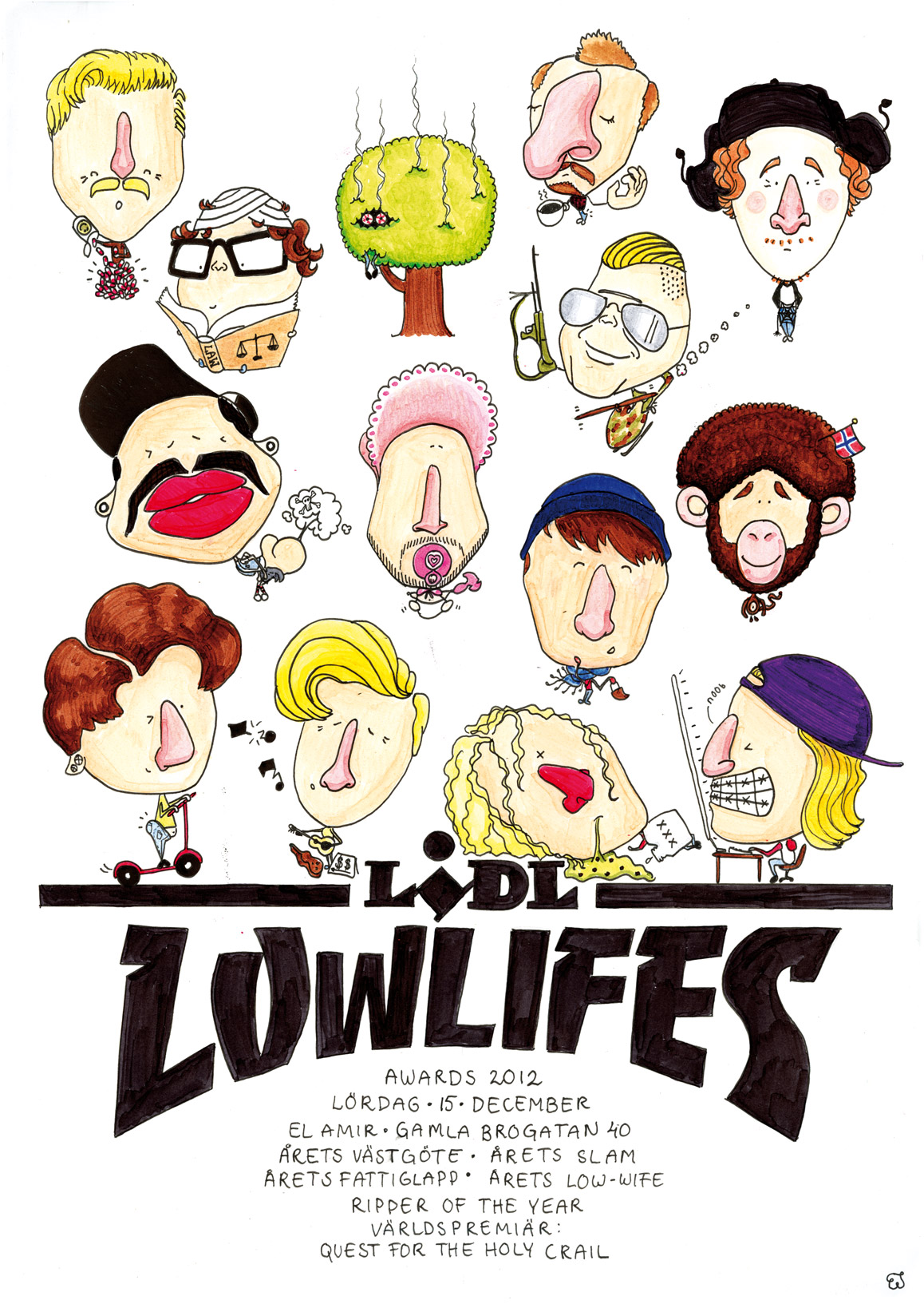 Lowlifeawards2012