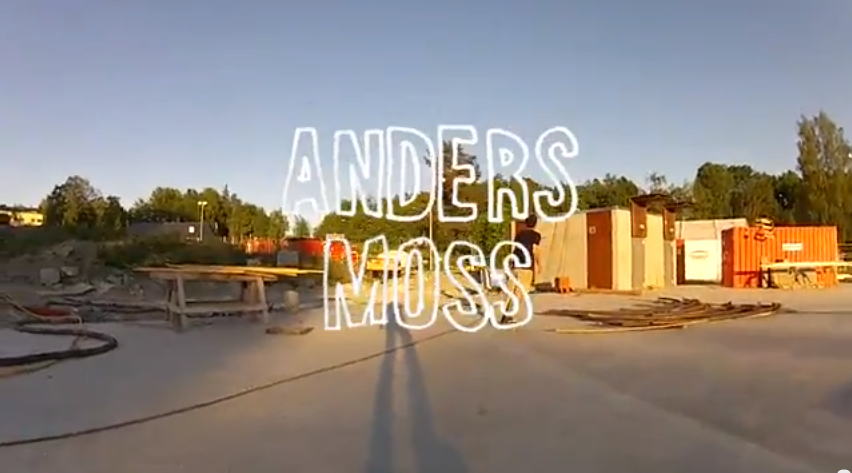 QFTHC Anders Moss