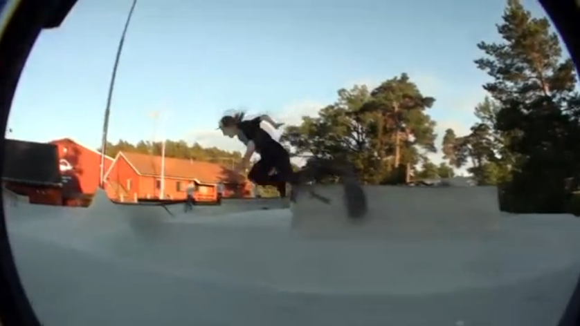skatebound and down leftovers